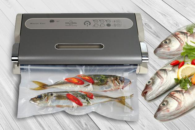 Вакуумный упаковщик рыба женское белье новоалтайск